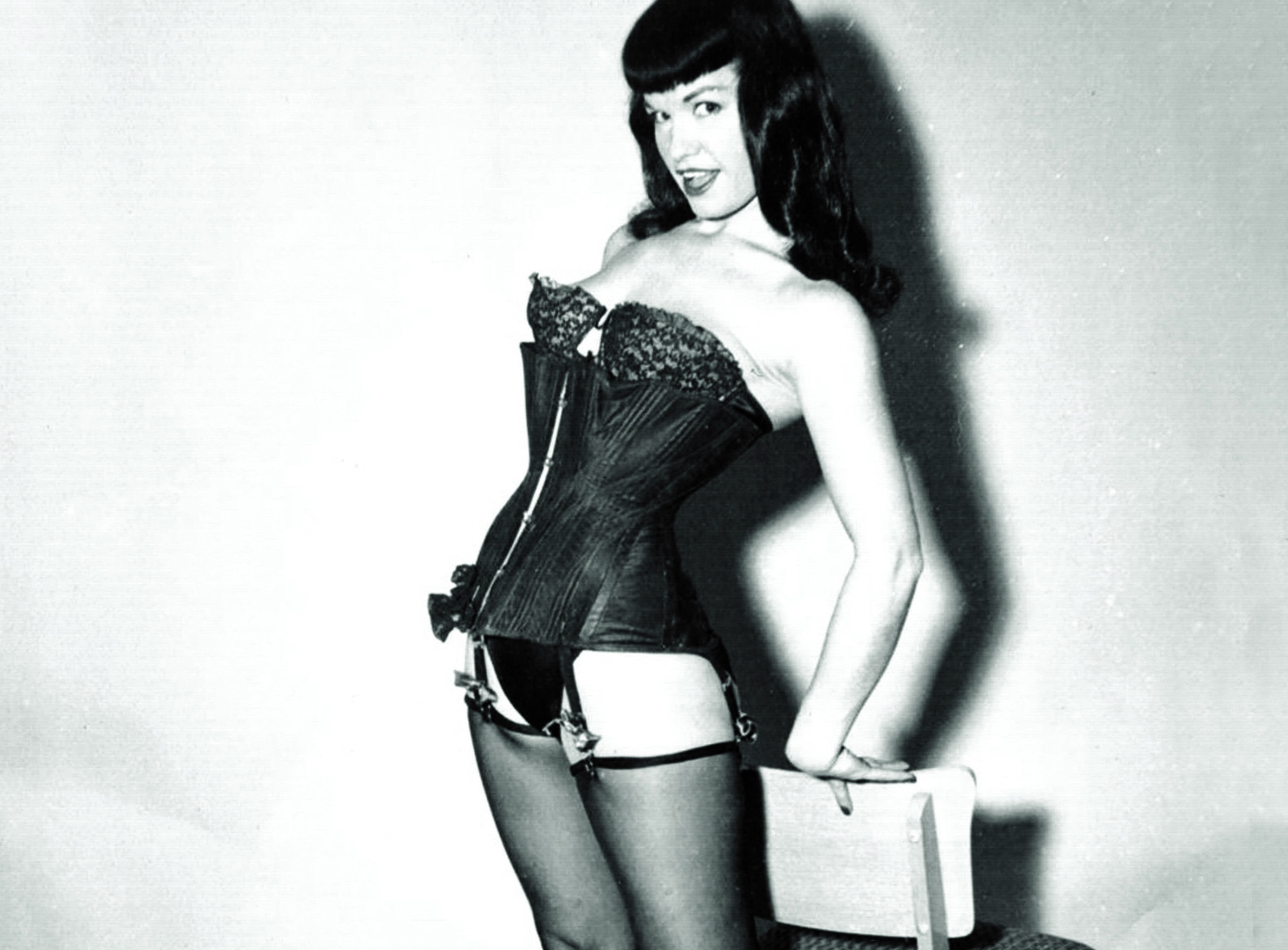 bettie page store