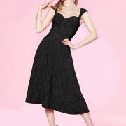 Roman Holiday Lace (Black)