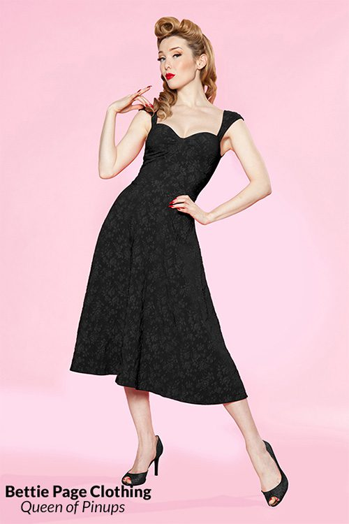Roman Holiday Lace (Black)